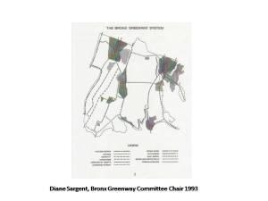 Bronx Greenway Plan