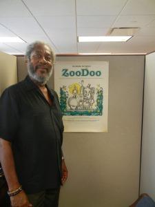 McLymont w Zoo Doo poster